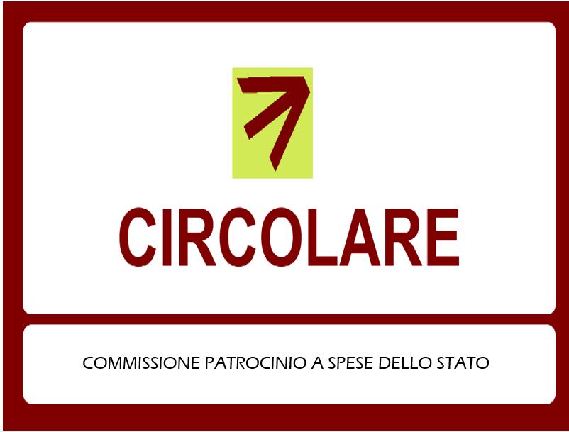 Avviso della Commissione Patrocinio a spese dello Stato – richieste di liquidazione
